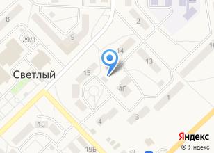 Компания «Мохито» на карте