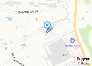 Компания «АвтоДрайв» на карте