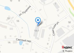 Компания «GREENOL» на карте