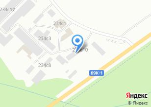 Компания «СибВторМет» на карте