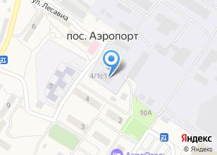 Компания «Кузбасс-Уголь» на карте