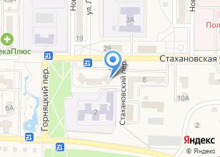 Компания «Экклесия» на карте