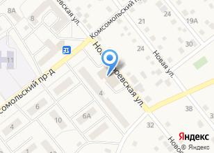Компания «Пиво Сибири» на карте