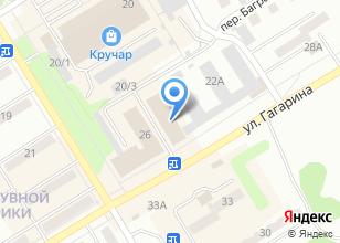 Компания «Салон нижнего белья и кожгалантереи» на карте