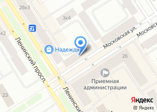 Компания «Техномарка магазин техники для дома» на карте