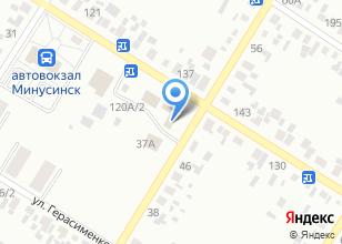 Компания «Каменка» на карте