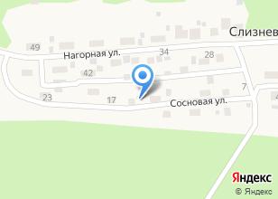 Компания «Дельфа» на карте