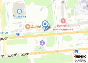Компания «Компьютерный клуб» на карте