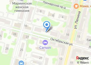 Компания «Золотой ключ» на карте
