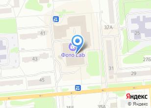 Компания «Sun City» на карте