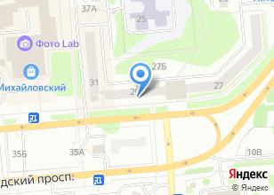 Компания «СамМастер» на карте