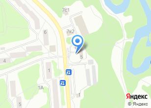 Компания «Автосервис КАНТАТ - Автосервис» на карте