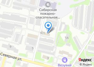 Компания «Бигаз Холдинг» на карте