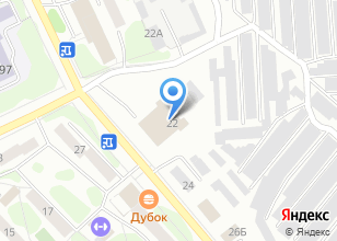Компания «Банная лавка» на карте