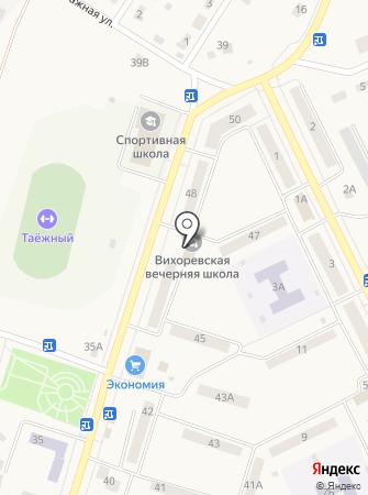 Мировые судьи Братского района на карте