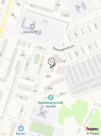 Обелиск на карте