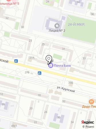 BASON на карте