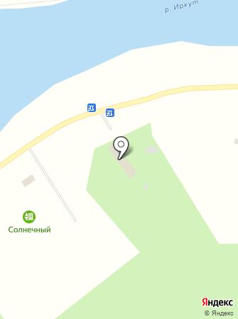 Орленок на карте