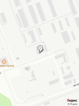 Оргтехоснастка на карте
