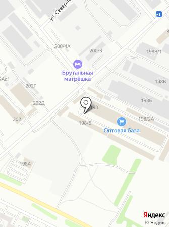 Полимер-Сервис на карте