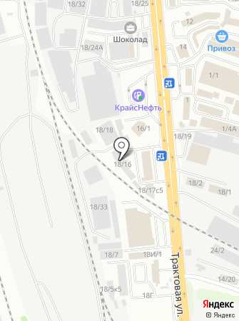 Метаснаб-Иркутск на карте