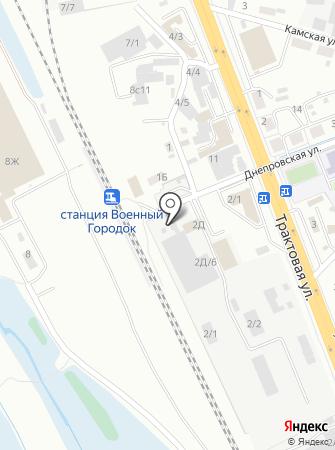 СтройЛига на карте