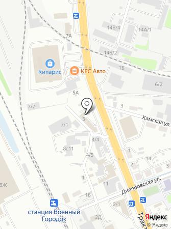 ТеплоДома на карте