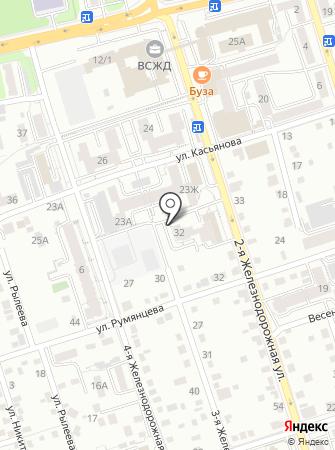 Технотранс на карте