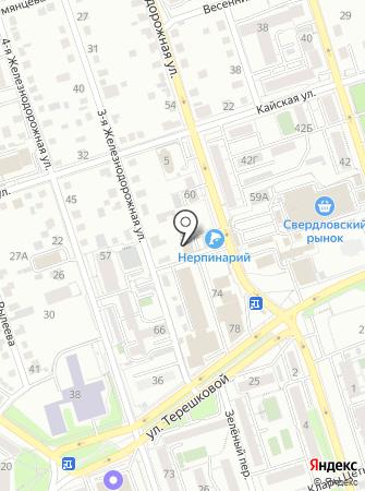 ТТО-КОМПЛЕКС на карте