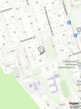 Федерация КУДО России на карте
