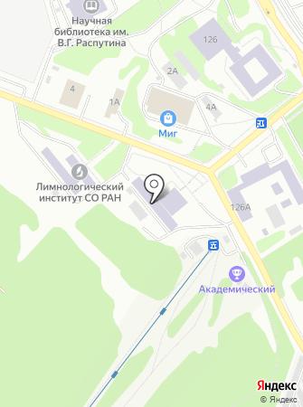 Премьер-Энерго на карте