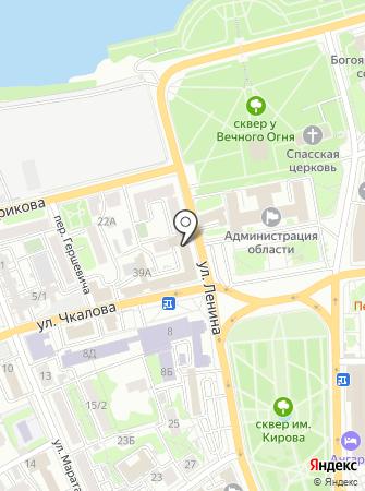 Диип 2000 на карте