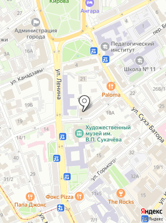 Авалон Индастриз на карте