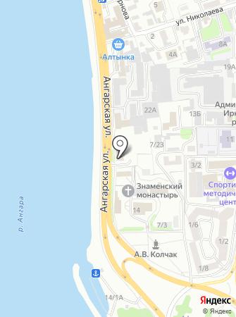 СПЕКТР на карте