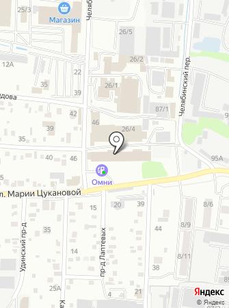 Теплолюкс-Иркутск на карте