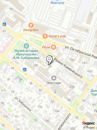 Престиж-Сервис на карте