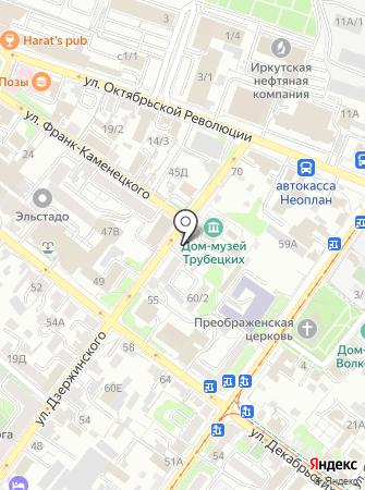 Стеллаж-Проект на карте