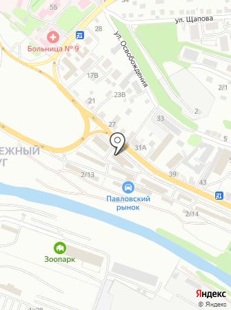 HiTec на карте