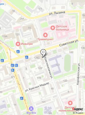 СТ-Строительство на карте