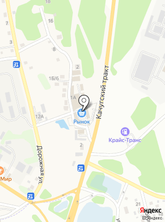 Алейников А.М. на карте