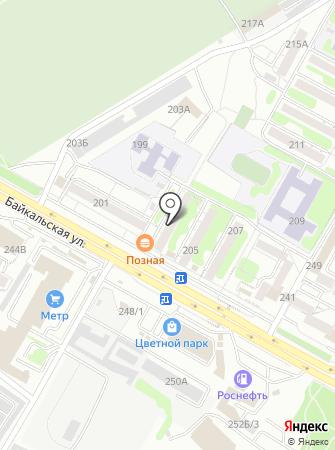 Комфорт Сервис на карте