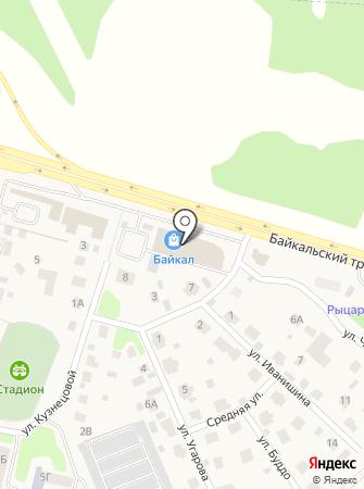 АкваТеплоТехник на карте