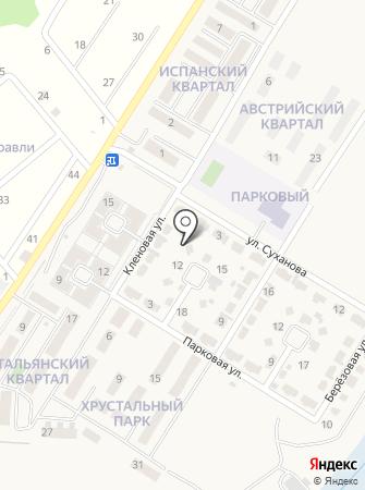 СибирьЭнергоТрейд на карте