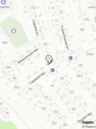 Рыжкова на карте