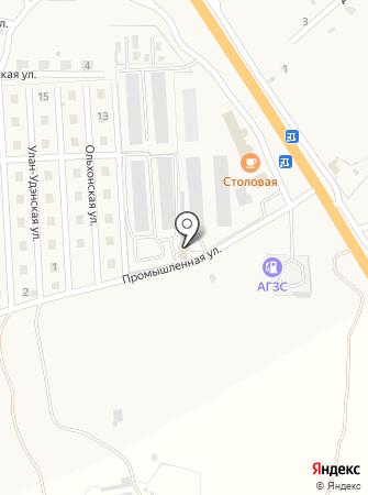 Xenon на карте