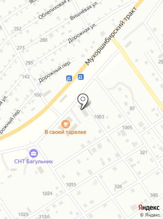 Ангары на карте