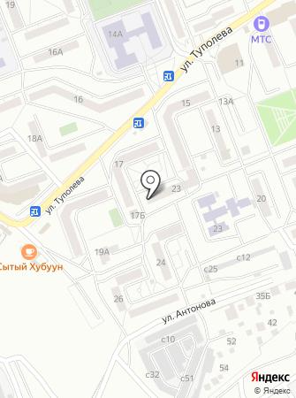 Папин Погребок на карте