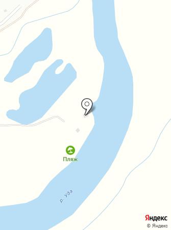 Речной порт Улан-Удэ на карте