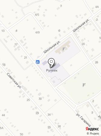 Эрхирикская средняя общеобразовательная школа на карте