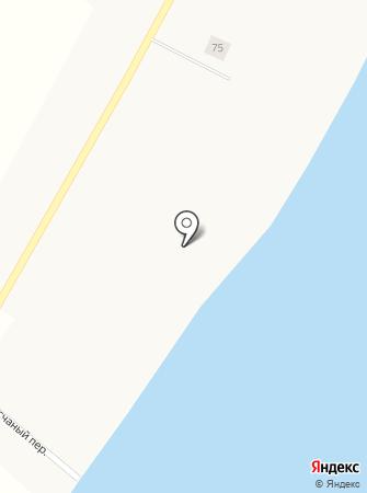 Арахлей на карте